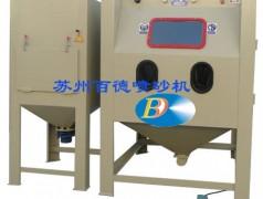 1313A普压式手动喷砂机