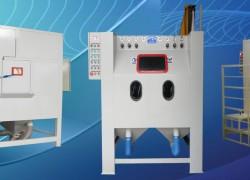 喷砂机除尘布袋喷砂机使用视频大大提高了喷砂效率;一级除尘器可降低二级除尘箱之负荷