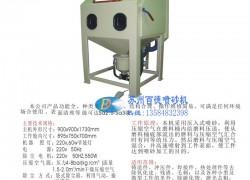 9090B-P高压手动喷砂机单页资料图片下载